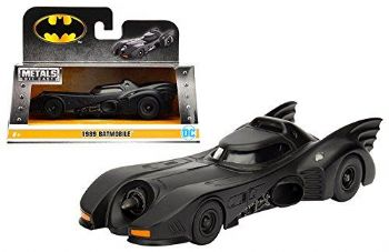 Batman 1989 Movie 1:32 Scale Diecast  Batmobile